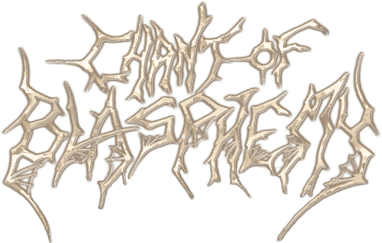 Chant of Blasphemy logo
