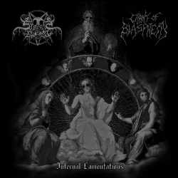 Infernal Lamentations (Split with Streams Of Blood) Cover